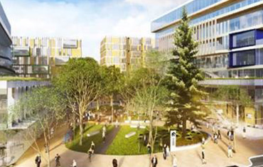 APP continue to drive the success of the University of Newcastle's city campus expansion