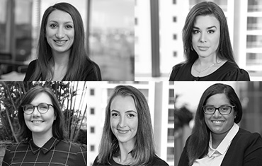 Shining lights – five APP staff selected for 500 Women in Property program