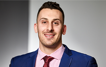 Dimitri Alevizos has been promoted to Senior Project Manager