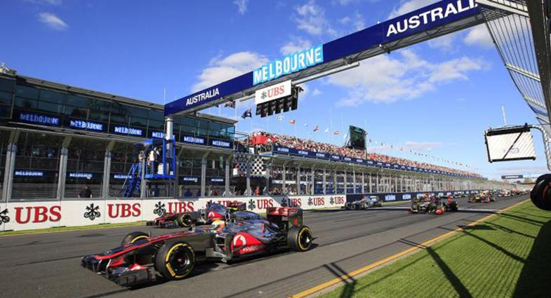 Australian Grand Prix Corporation extends key contract with