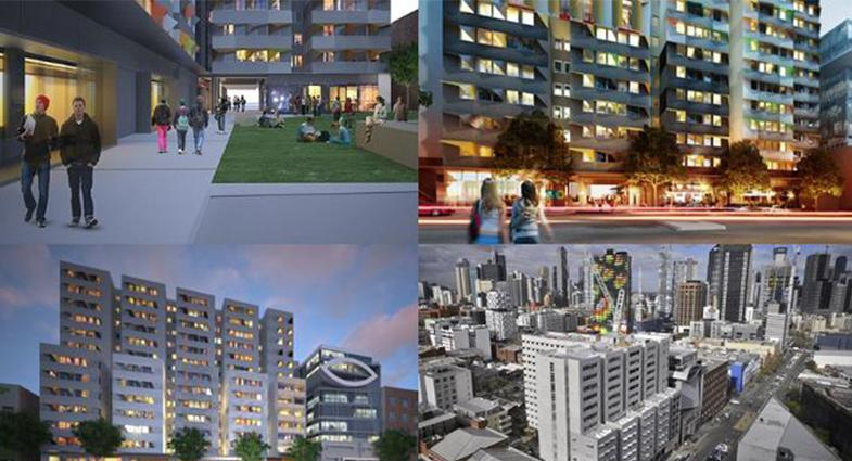 New University of Melbourne student accommodation to be ...