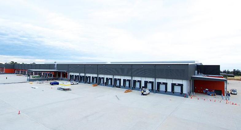 ALDI's new SA Distribution centre reaches practical completion