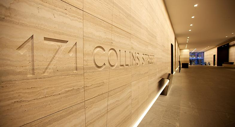 171 Collins Street – Melbourne's first 6 Star NABERS rating