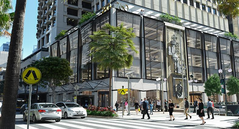 APP Appointed to 260 Queen St Brisbane Project
