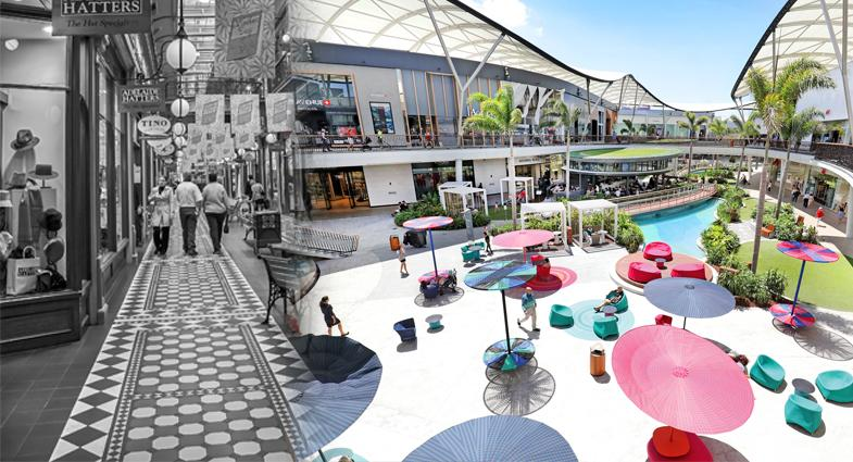 Shopping Centres Evolving for Tomorrows World