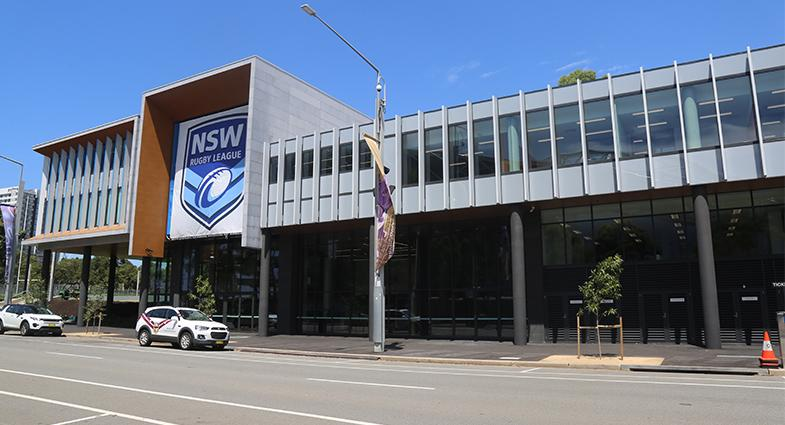 NSWRL Centre of Excellence Officially Opens