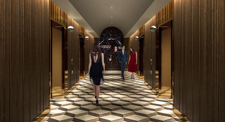 Renders of the new $130M Chadstone Hotel released