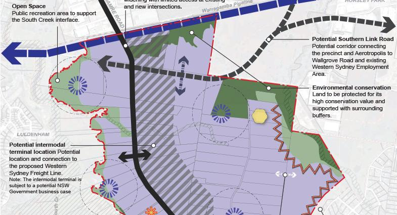Aerortopolis Update Key Insights into the Mamre Road Precinct Announcement