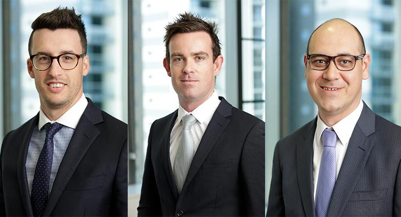 Three notable promotions in our Perth office
