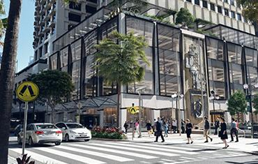 APP continues as project superintendent for Hines' 260 Queen Street