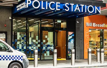 New Melbourne East Police Station Opens