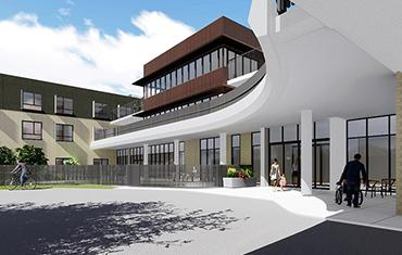 Construction underway on Opal Aged Care's new home in Toukley