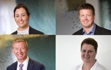 New appointments to PCA Committees for QLD staff