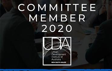 APP staff appointed to UDIA 2020 committees