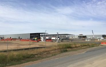 APP property and infrastructure - Benalla precast facility