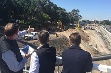 APP, Arcadis and SMEC appointed Independent Certifier on WestConnex new M5 project