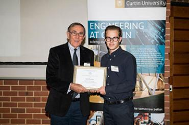 APP Graduate Jack Sweeney wins award for Top Performing Student