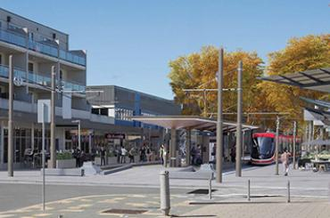 Canberra Light Rail Reaches Commissioning Phase