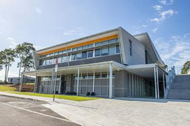 Lakes Grammar Stage 11 works officially open