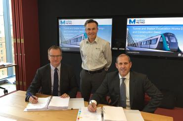 APP wins Independent Certifier role on Sydney Metro City and Southwest