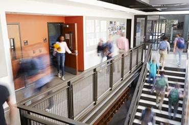 What is the future of school spaces