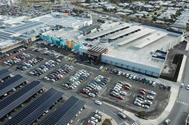 Ellenbrook Central redevelopment reaches practical completion