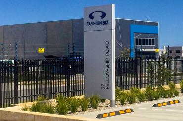 Fashion Biz Operations and Distribution Centre
